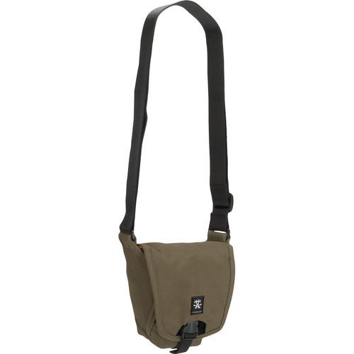 "Crumpler 1 Million Dollar Home Bag (4.9 x 6.7 x 2.95"", Beech/Black)"