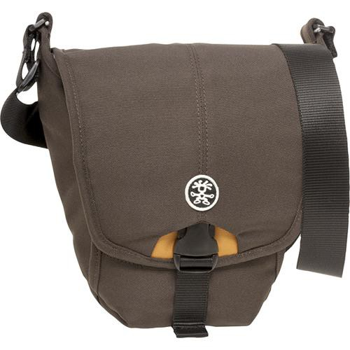 Crumpler 3 Million Dollar Home Camera Bag (Brown with Orange Accents)