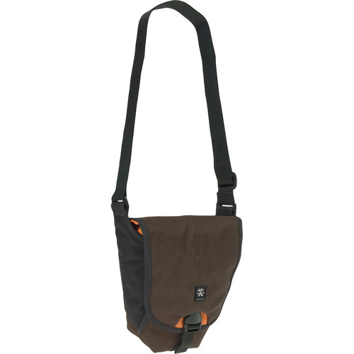 Crumpler 3 Million Dollar Home Camera Bag (Brown, Orange, Gun Metal Gray)