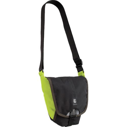Crumpler 3 Million Dollar Home Bag (Black/Olive Green)