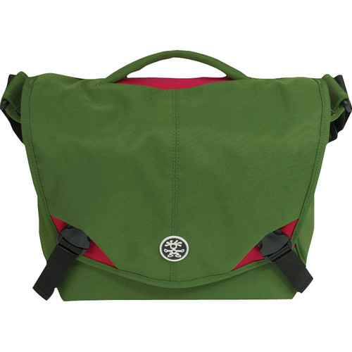 Crumpler 6 Million Dollar Home Camera Bag (Olive with Red Accents)