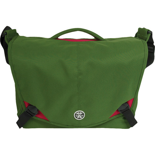 Crumpler 7 Million Dollar Home Camera Bag (Olive with Red Accents)