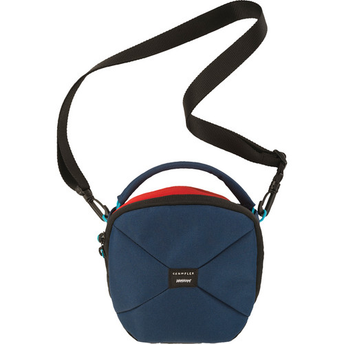 Crumpler Pleasure Dome Shoulder Bag (Medium, Navy/Rust)