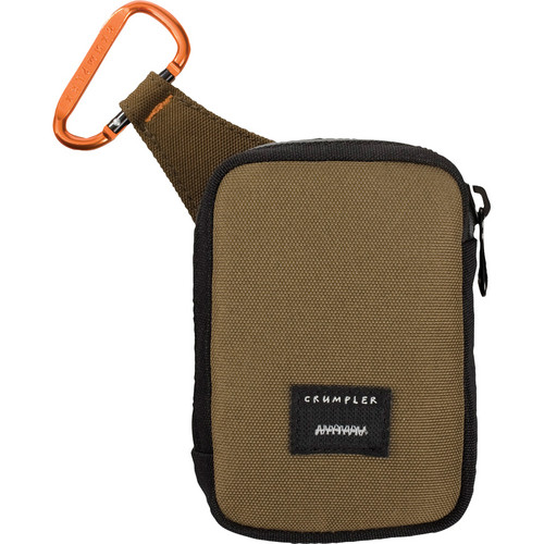 Crumpler Tuft Camera Pouch (Large, Beech/Orange)