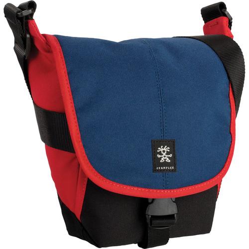 Crumpler 3 Million Dollar Home Bag (Navy/Rust Red)