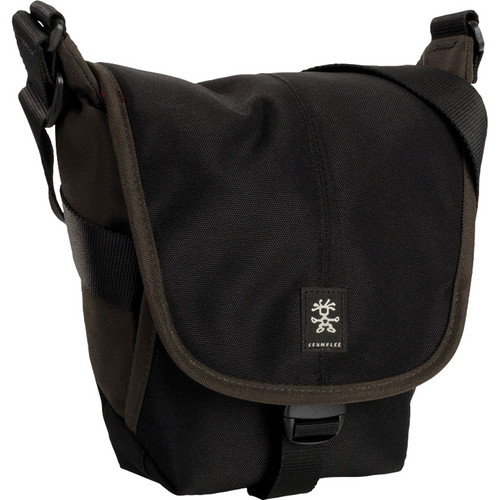 Crumpler 3 Million Dollar Home Bag (Black/Gunmetal)