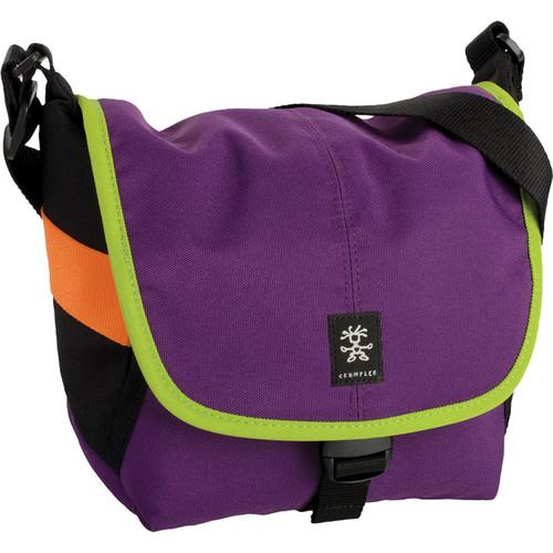 Crumpler 4 Million Dollar Home Bag (Purple/Olive Green)