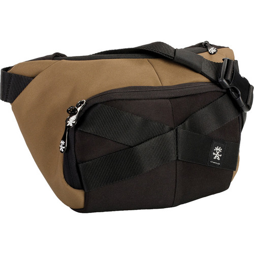 Crumpler Mild Enthusiast Sling Pack (Small, Beech/Black)