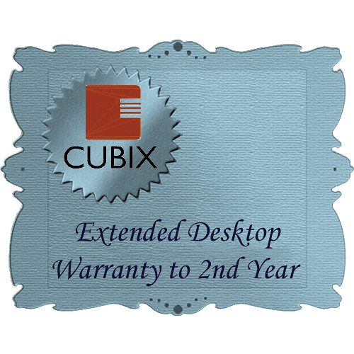Cubix 2nd Year Extended Warranty