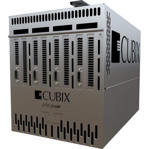 Cubix XPDT-X16-4QF GPU-Xpander Desktop 4 with Quiet Fan