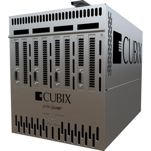 Cubix GPU-Xpander Desktop 4 with 4 PCI Express 16-Channel Slots