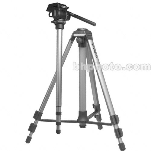 Cullmann 3400 Universal Video Tripod - with Removable Center Column