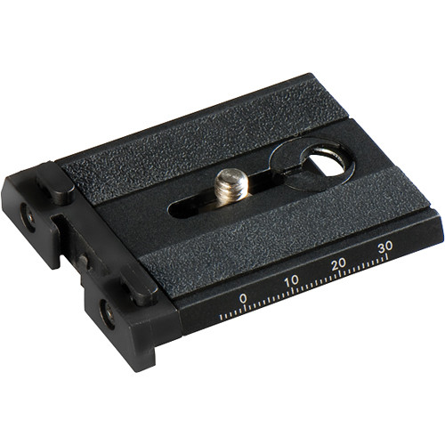 "Cullmann Magnesit MX492 Sliding Quick-Release Plate – 2.56"" Long"