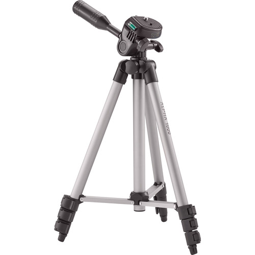 Cullmann Alpha 1000 Tripod with 3-Way Pan/Tilt Head
