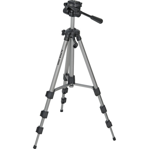 Cullmann Alpha 2000 Tripod with 3-Way Pan/Tilt Head