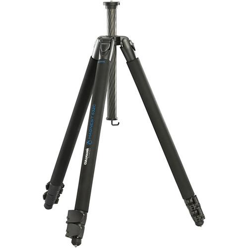 Cullmann Magnesit 532C Carbon Fiber Tripod Legs - Supports 17.6 lbs (8kg)