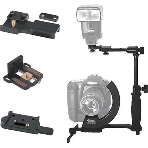 Custom Brackets Digital PRO-M Camera Rotating Bracket Kit