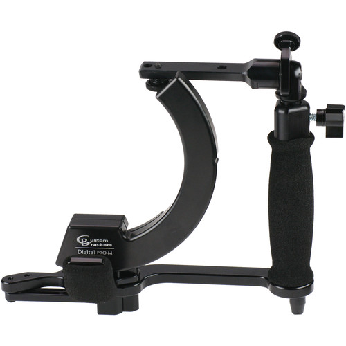 Custom Brackets Digital PRO-M Camera Rotation Bracket