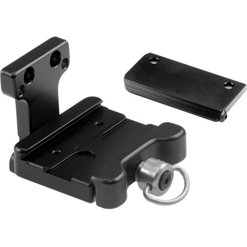 Custom Brackets QRA-C Arca-Swiss Style Camera Quick Release Kit