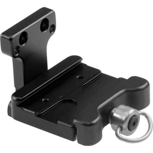 Custom Brackets QRA-C Quick Release Receiver for Arca-Swiss Style Camera Quick Releases