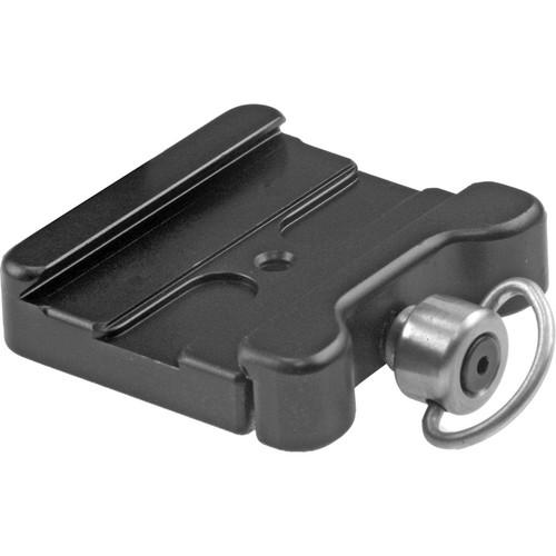 Custom Brackets QRA Arca-Swiss Style Tripod Quick Release Receiver Camera Plate