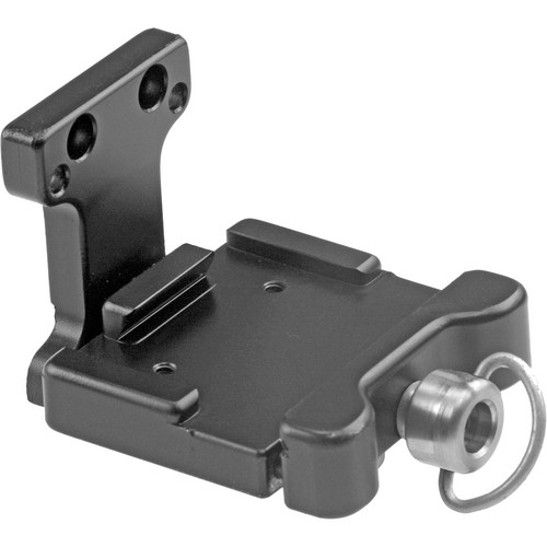 Custom Brackets QRM-C Quick Release Receiver for Manfrotto RC2 Series (by Bogen) for Cameras