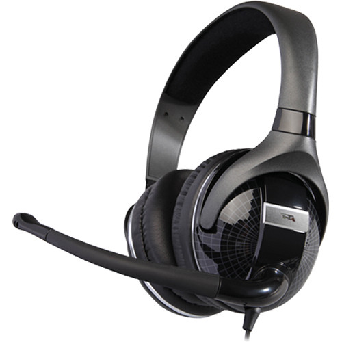 Cyber Acoustics AC-9628 Premium Stereo Headset