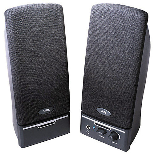 Cyber Acoustics CA-2014 2-Piece Amplified Computer Speaker System