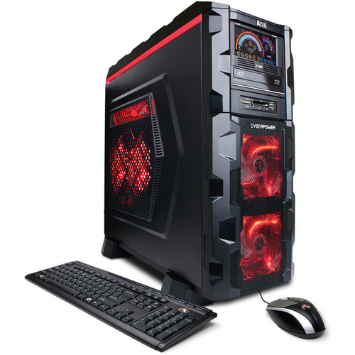 CyberpowerPC GLC2020 Fang III with Intel Core i7-3930K 3.2GHz Gaming Computer
