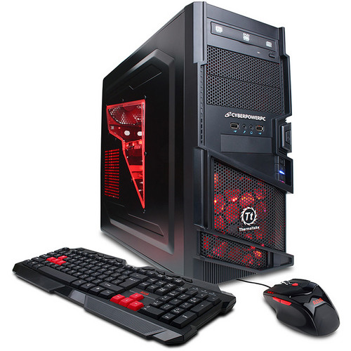 CyberpowerPC Gamer Ultra GUA380 Gaming Desktop Computer