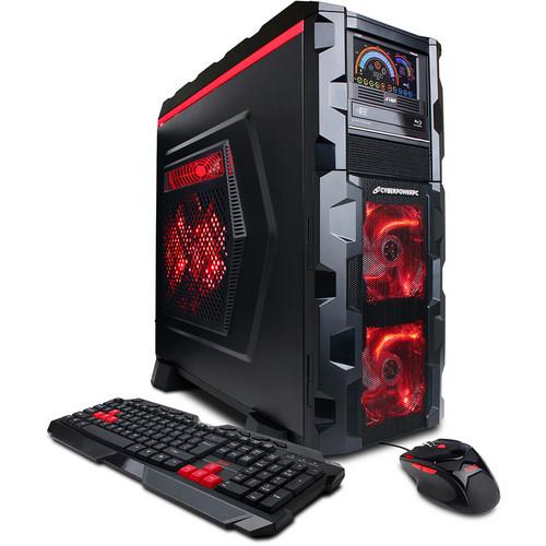 CyberpowerPC Fang III SLC4800 Gaming Desktop Computer