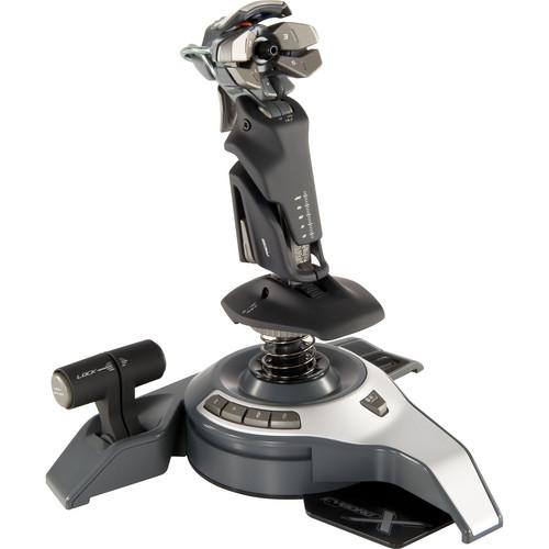 Cyborg X F.L.Y 5 Flight Stick For PC