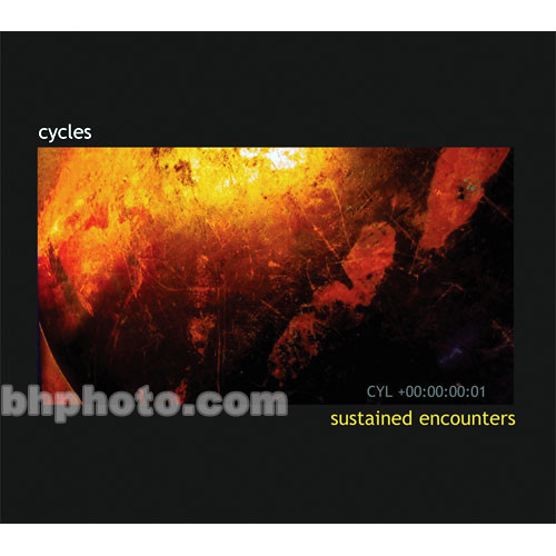Cycling 74 Sample DVD: Cycles Vol. 01 - Sustained Encounters