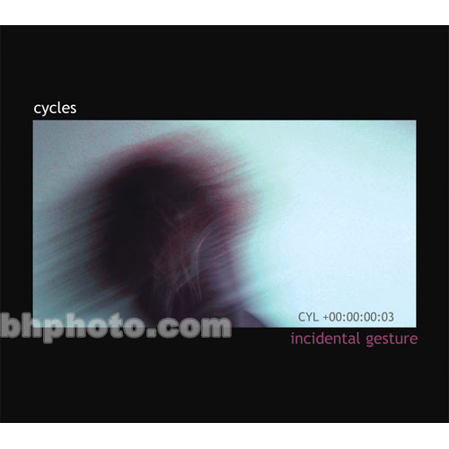 Cycling 74 Sample DVD: Cycles Vol. 03 - Incidental Gesture