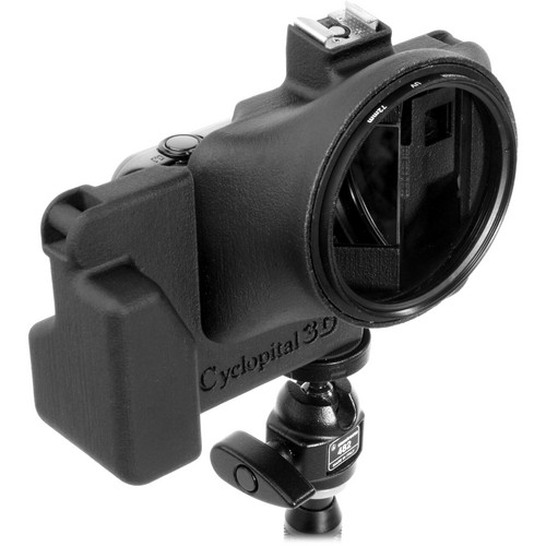 Cyclopital3D Macro/Close-Up Adapter for Fujifilm FinePix Real W3 3D Camera