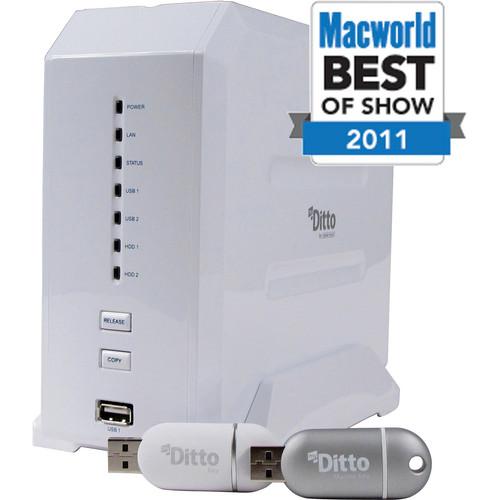 Dane-Elec 1TB (1x1TB) myDitto Home Network Key and Server