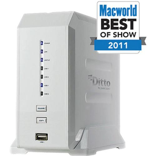 Dane-Elec 2TB (1x2TB) myDitto Home Network Key and Server