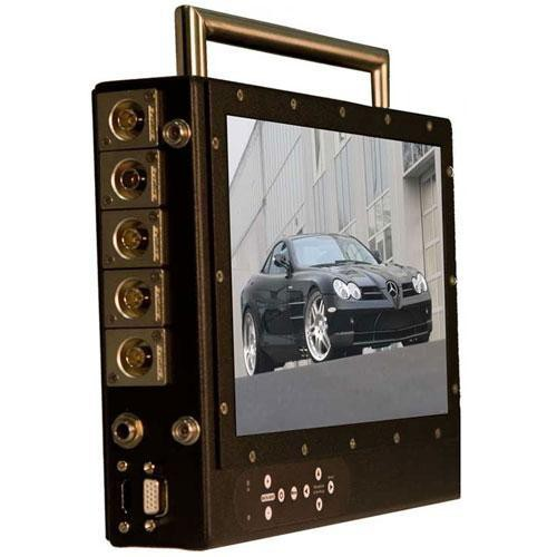 "DIT MMR-B153W 15.3"" Ruggedized LCD Monitor"