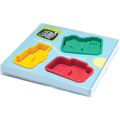 DIYP Camera Cookie Cutters (Set of Three)