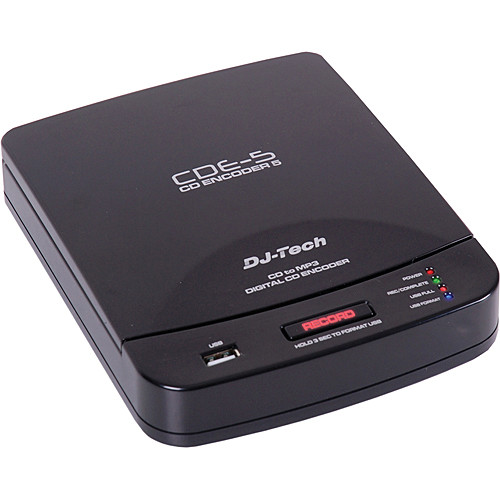 DJ-Tech CD Encoder 5