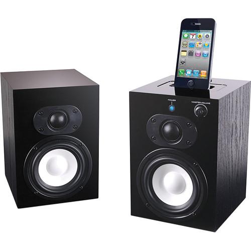 DJ-Tech Dock Monitor XS Studio Monitor for iPod