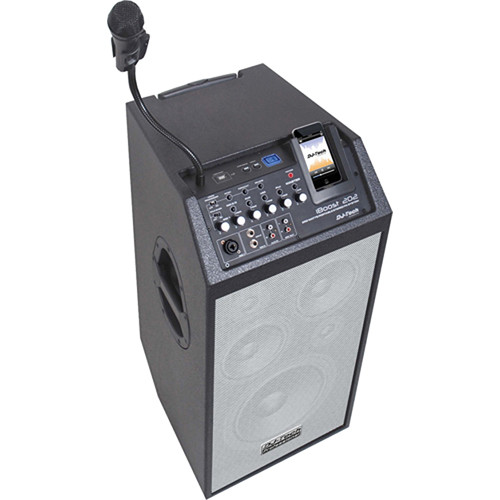DJ-Tech iBoost 202 Portable PA System