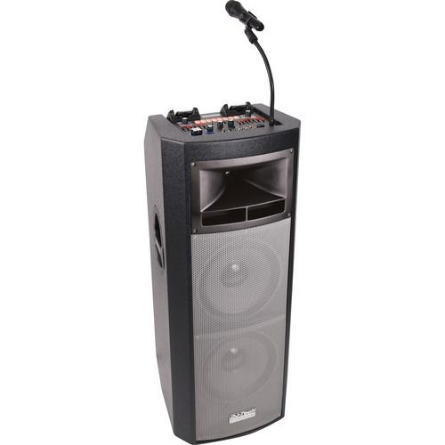 DJ-Tech iBoost 303 iPod DJ PA System