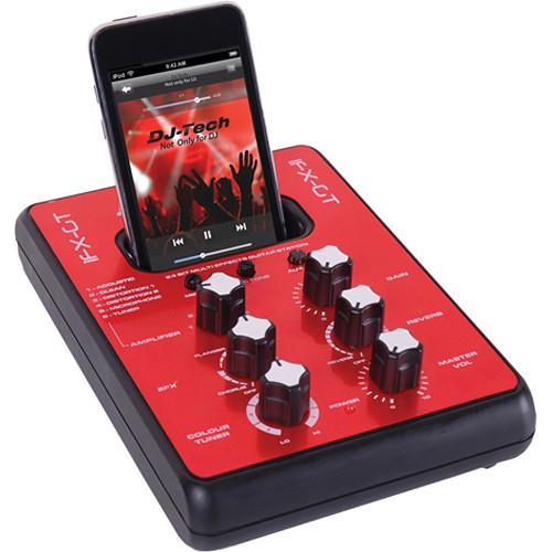 DJ-Tech iFX GT iPod Effects Mixer for Guitars
