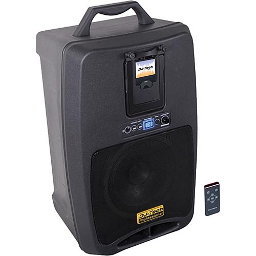 DJ-Tech iVisa TT Portable PA System