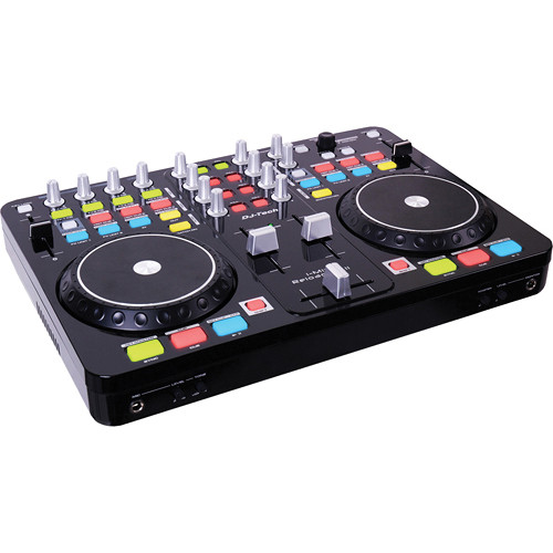 DJ-Tech i-Mix Reload MKII DJ Control Surface