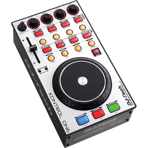 DJ-Tech Kontrol One Professional DJ MIDI Controller