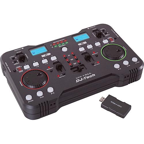 DJ-Tech Mix Free - Wireless USB DJ Controller