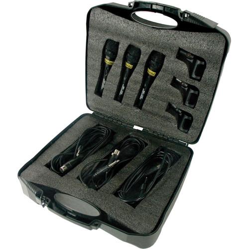 DJ-Tech MK-300 Handheld Microphone Package