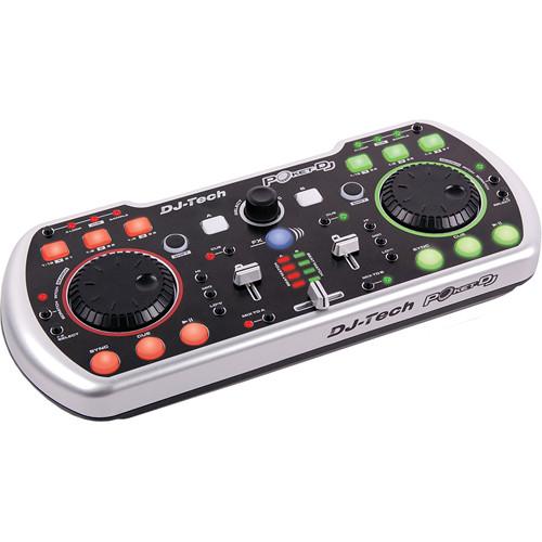 DJ-Tech Pocket DJ- DJ Software Controller